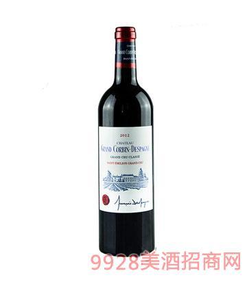 德斯高城堡干红葡萄酒