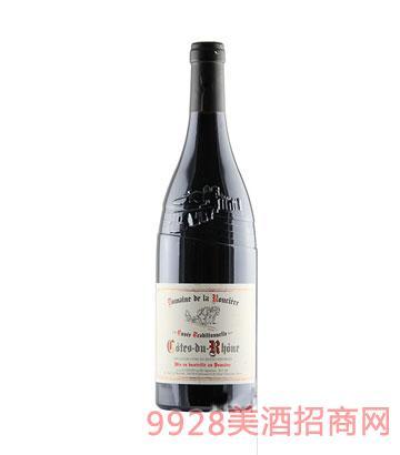 罗西尼酒园罗纳河谷干红葡萄酒