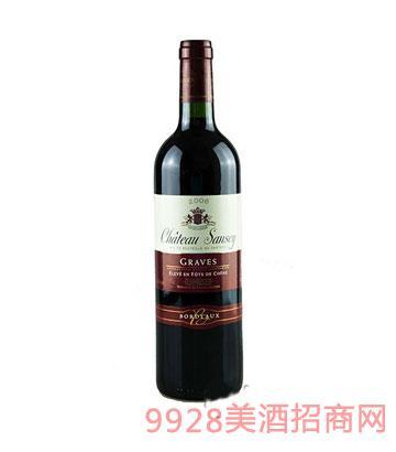 西施堡老滕典藏干红葡萄酒
