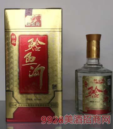 鲶鱼沟酒36度精品