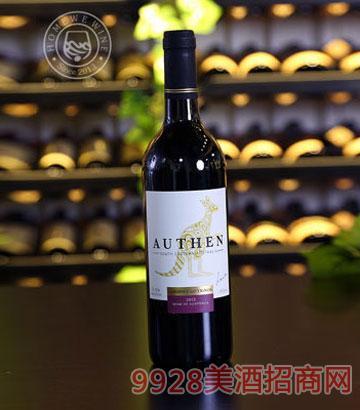 澳大利亚澳枫赤霞珠红葡萄酒