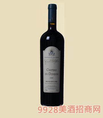 动容城堡精酿干红葡萄酒