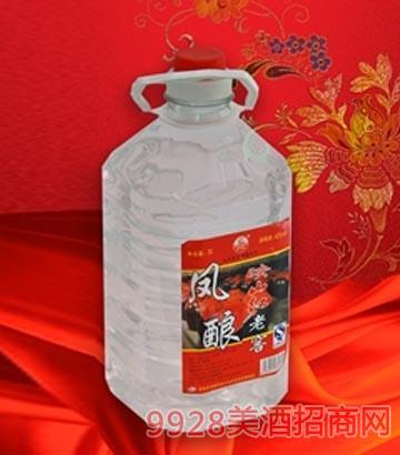 凤酿 映山红老窖酒