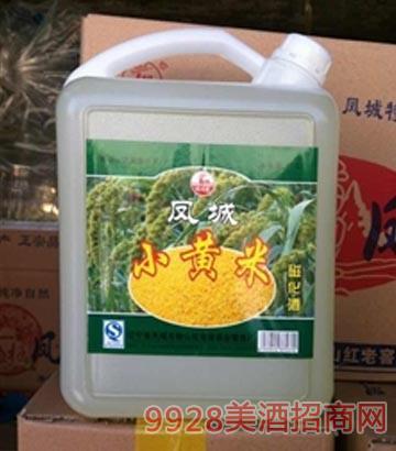 凤城 小黄米 磁化酒