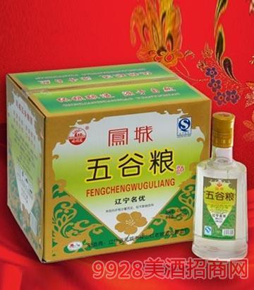 凤城五谷粮酒
