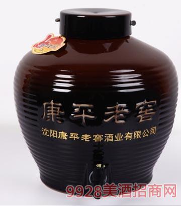 康平老窖10L坛酒