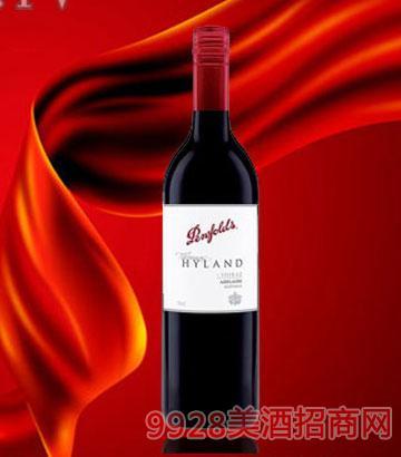 奔富托马斯汉兰德设拉子红葡萄酒