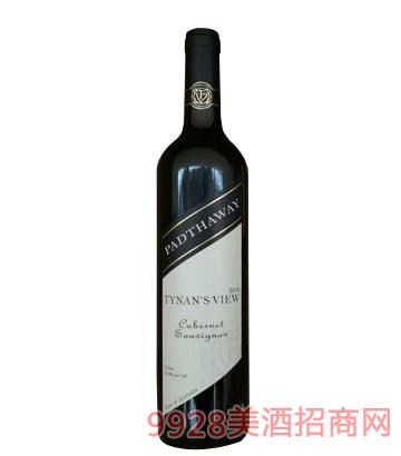 泰伦斯远景 顶级赤霞珠葡萄酒