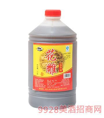 花雕酒五年陳2.5L