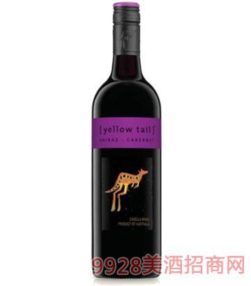 黄尾袋鼠 西拉赤霞珠葡萄酒