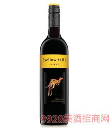 黄尾袋鼠 西拉葡萄酒