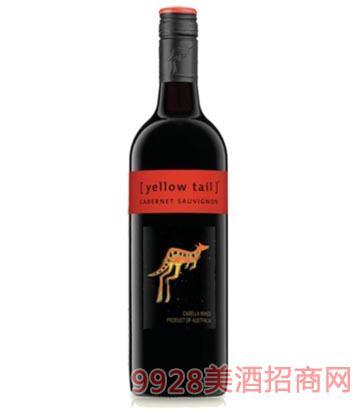 黄尾袋鼠 赤霞葡萄酒