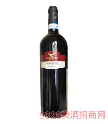 BARDOLINO CLASSICO经典巴多利诺干红葡萄酒