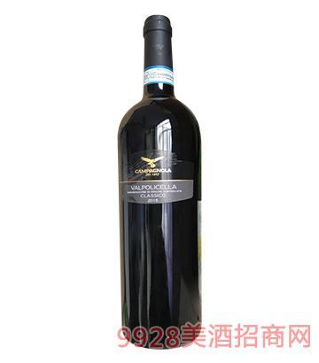 VALPOLICELLA CLASSICO经典瓦波里切拉干红葡萄酒