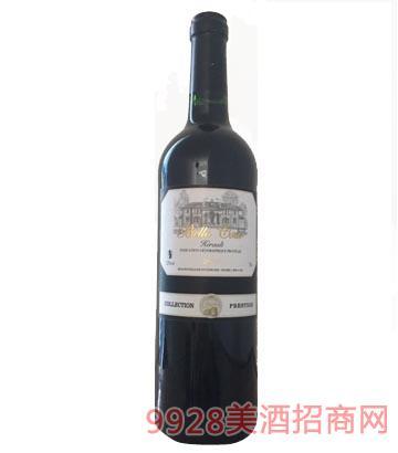 红葡萄酒12%vol750ml