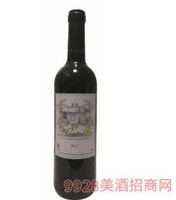 克劳特红葡萄酒12%vol750ml