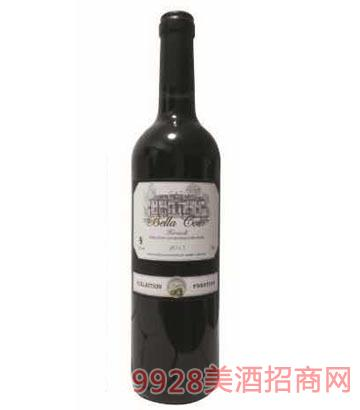 贝拉图歌IGP葡萄酒12%ovl750ml