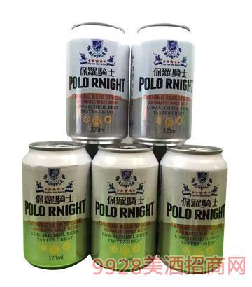 保罗骑士啤酒320ml11°P
