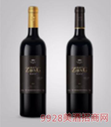 紫晶格2014红葡萄酒