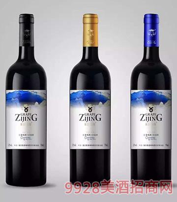 紫晶格2015红葡萄酒