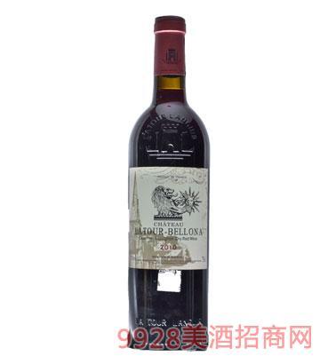 拉图布鲁纳干红葡萄酒