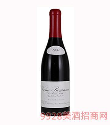 美蒙特葡萄園紅葡萄酒