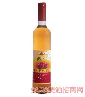 樱桃蜂蜜酒