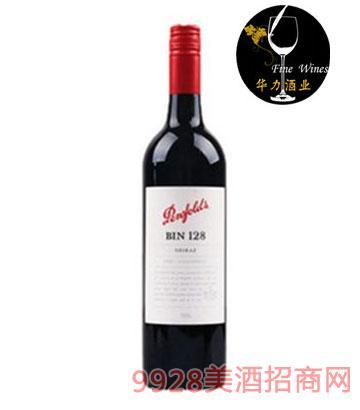 澳大利亚奔富BIN128西拉子红葡萄酒