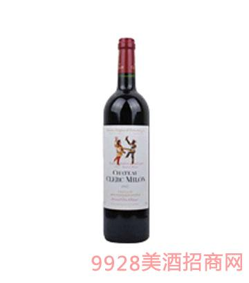 木桐米隆双人舞葡萄酒