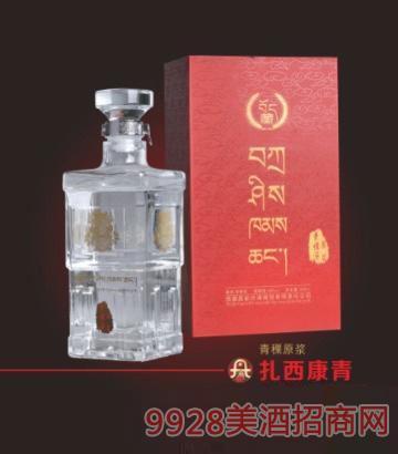 48°原浆青稞酒