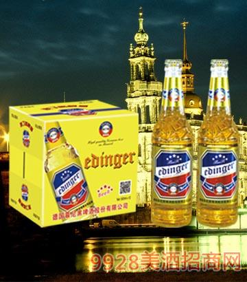 8°P德��慕尼黑埃丁格�典啤酒500ml×12