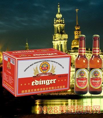 8°P德��慕尼黑埃丁格侯爵啤酒330ml×24