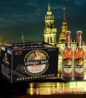 8°P德国慕尼黑埃丁格伯爵啤酒330ml×24
