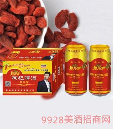 劲派枸杞养生啤酒500ml×12瓶_青岛劲派啤酒有限公司