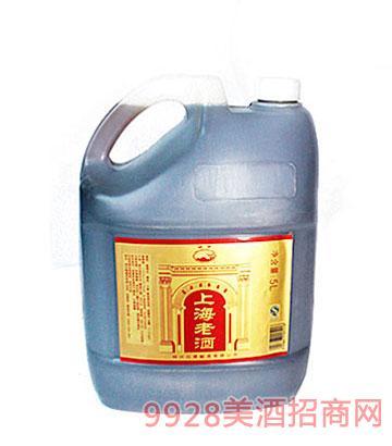 上海老酒红标5L