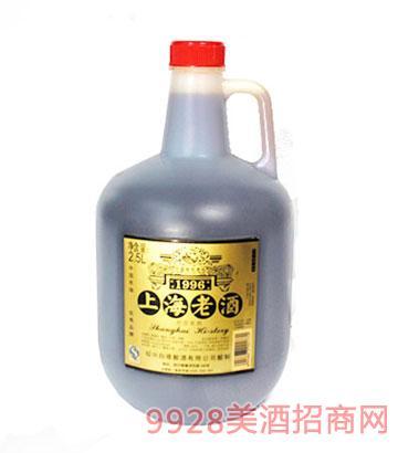 上海老酒1996黑标2.5L