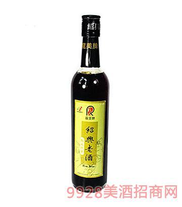 绍兴老酒熟成八年500ml