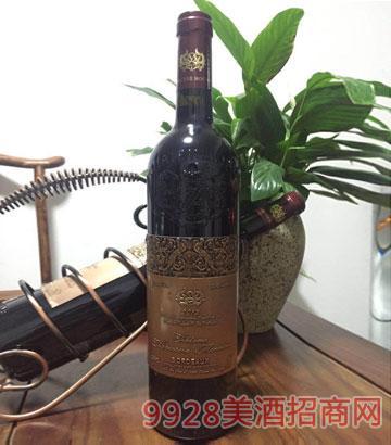 法��木桐干�t葡萄酒