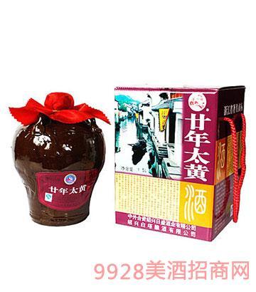 二十年太黄酒1.5L