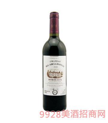 名莊拉督干紅葡萄酒