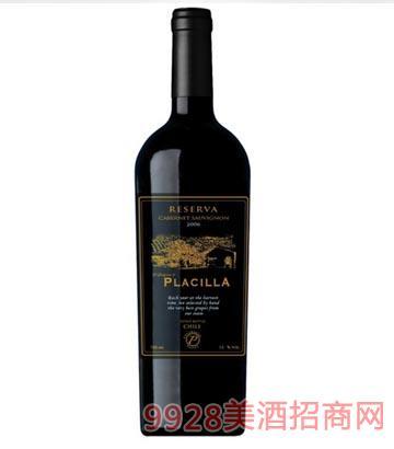 贝诗拿橡木桶加本纳苏维翁红葡萄酒