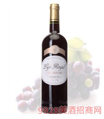 百合葡萄酒