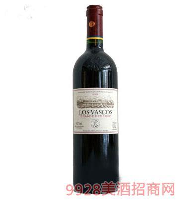 智力拉菲珍藏华诗哥干红葡萄酒