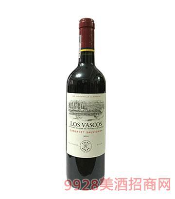 智利拉菲巴斯克卡本妮苏维翁干红葡萄酒
