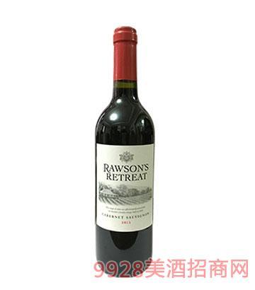 澳洲奔富洛神山庄赤霞珠干红葡萄酒