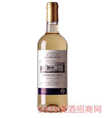 拉伯利伯爵半甜白葡萄酒