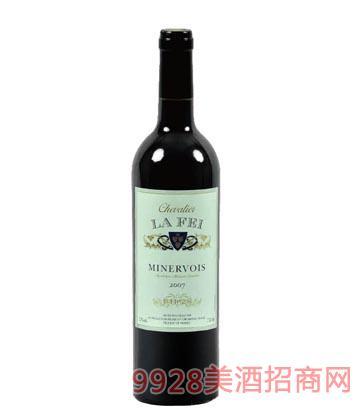 骑士拉菲干红葡萄酒