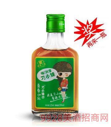 刁小妹养生酒绿标125ml