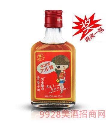 刁小妹养生酒红标125ml