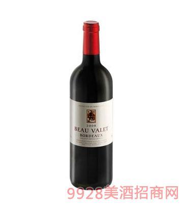 伯爵波尔多干红葡萄酒